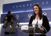 La portavoz en el Congreso de Unidos Podemos, Irene Montero