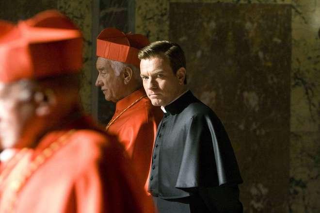 Ewan McGregor en 'Ángeles y demonios'.