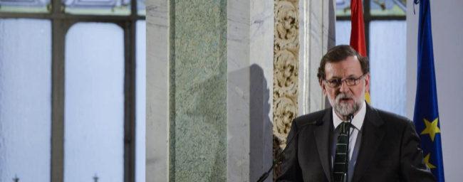 Rajoy fuerza la entente entre el Gobierno y los barones