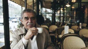 El escritor colombiano, Gabriel García Márquez