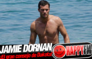 Así aprendió Jamie Dornan a desnudar a Dakota Johnson