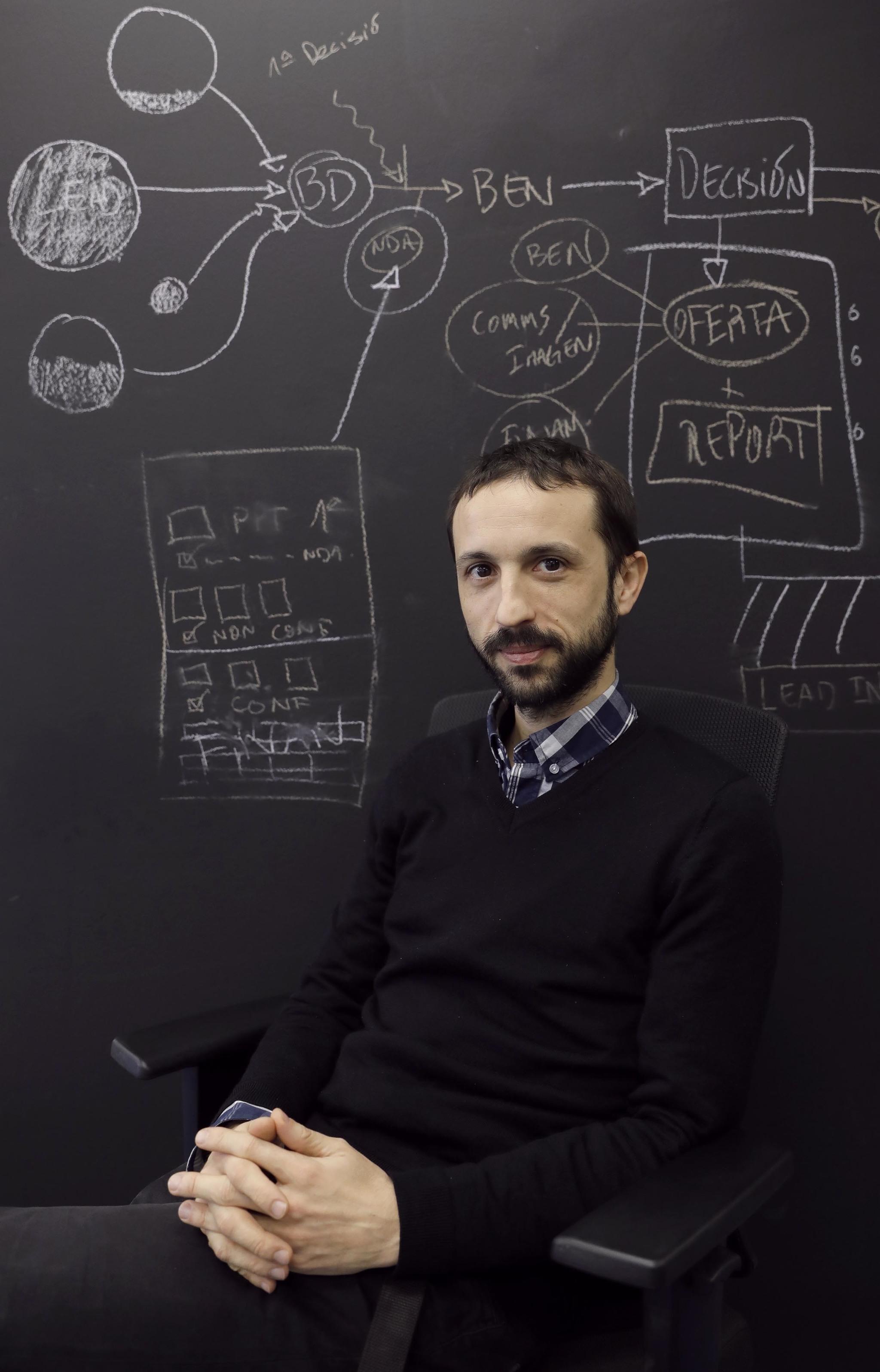 La red clave de conocimiento tras capital cell innovadores for Oficina ups barcelona