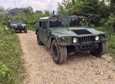 Soldados colombianos patrullan Cúcuta, en la frontera con Venezuela.