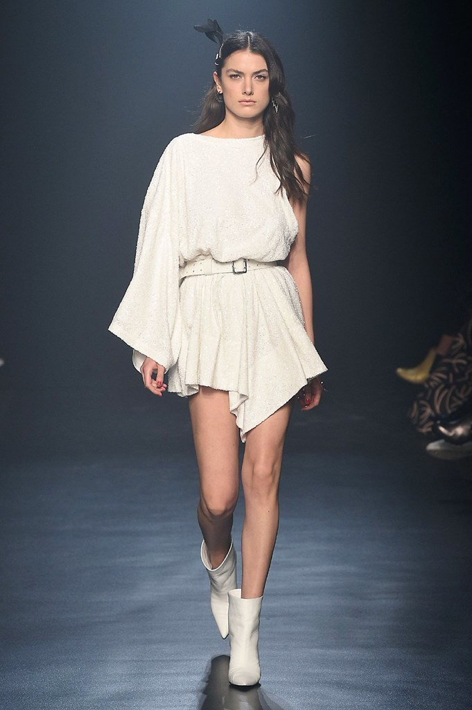 Desfile de Zadig & Voltaire - Nueva York Fashion Week -...