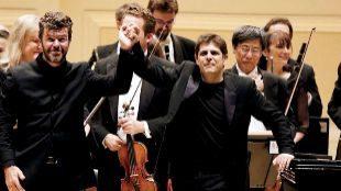 Pablo Heras-Casado y Javier Perianes: dos españoles en el top de la música
