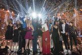 Los 16 concursantes de 'Operación Triunfo 2017', en la final del...
