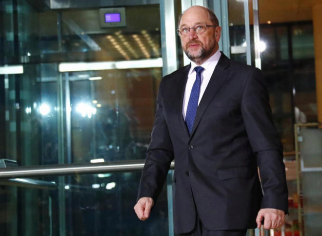 Martin Schulz dimite como presidente del Partido Socialdemócrata alemán