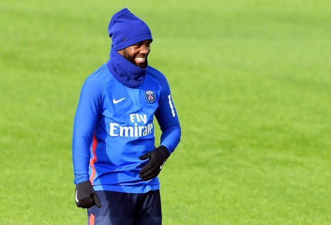 ¿Será Lass Diarra el centinela de Emery en el Bernabéu?