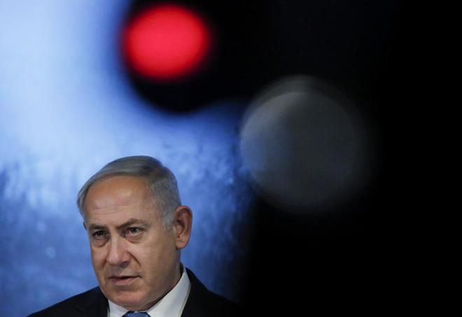 La policía israelí recomienda inculpar a Benjamin Netanyahu por corrupción