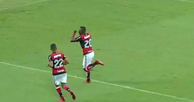 La polémica celebración de Vinicius que ha indignado al Botafogo