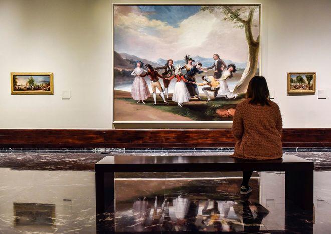 'Goya y la corte ilustrada' acerca 96 obras del artista aragonés al Museo de Bellas Artes de Bilbao