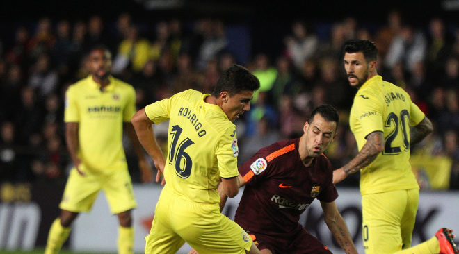 Rodri considera que el Villarreal opta a ganar ''de verdad'' la Europa League
