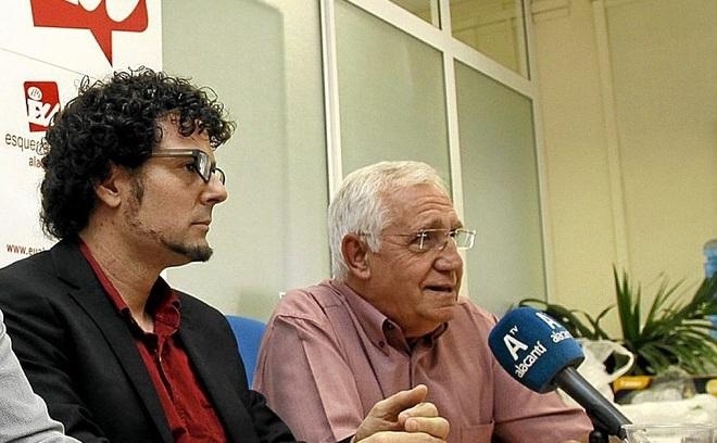 Daniel Simón y José Antonio Fernández Cabello.
