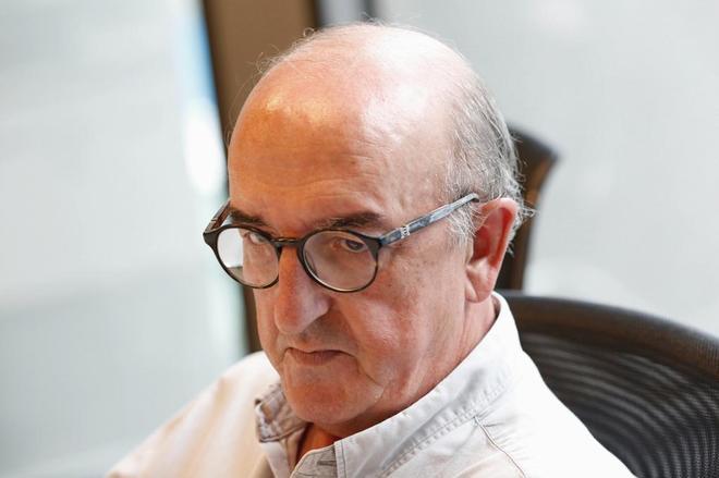 El productor Jaume Roures, fundador y accionista de Mediapro.