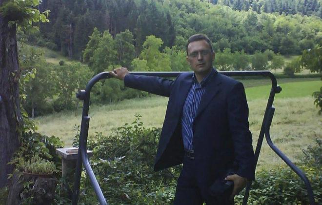 Norbert Feher, acusado del asesinato de dos guardias civiles y un...