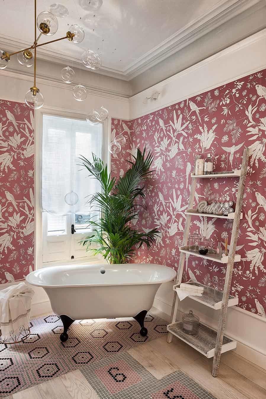 La diseñadora Blanca Hevia los utiliza en su habitación...