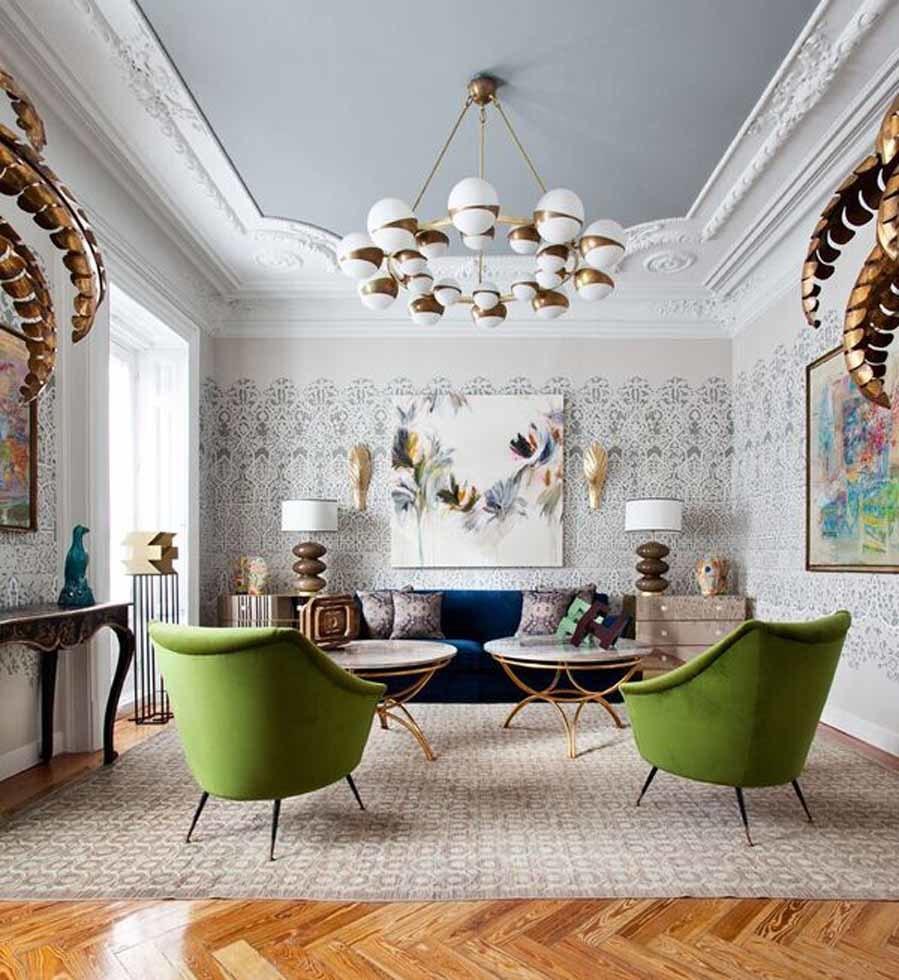 El Dorado En Muebles Y L Mparas Casa Decor 2018 Yodona  # Muebles Lifestyle