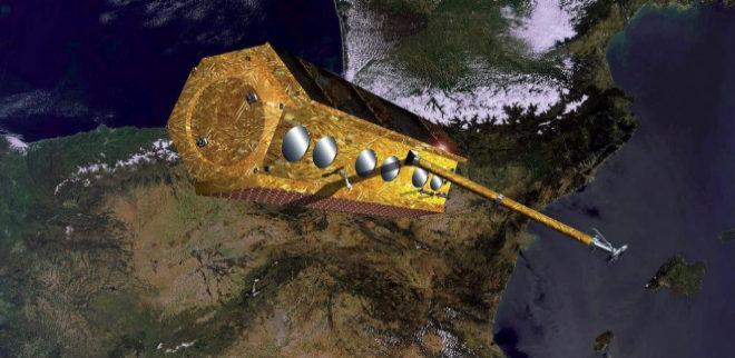 SpaceX lanza con éxito el satélite español Paz 15187783888535