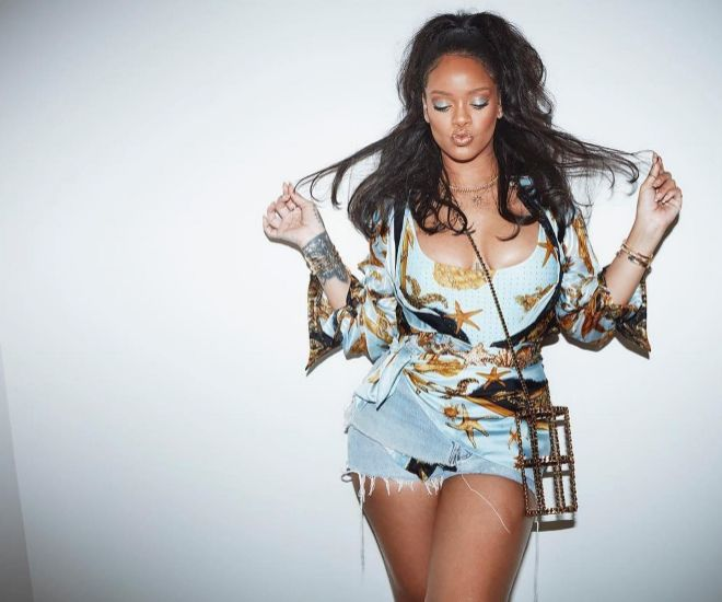 Rihanna 30 Años En 30 Datos Celebrities
