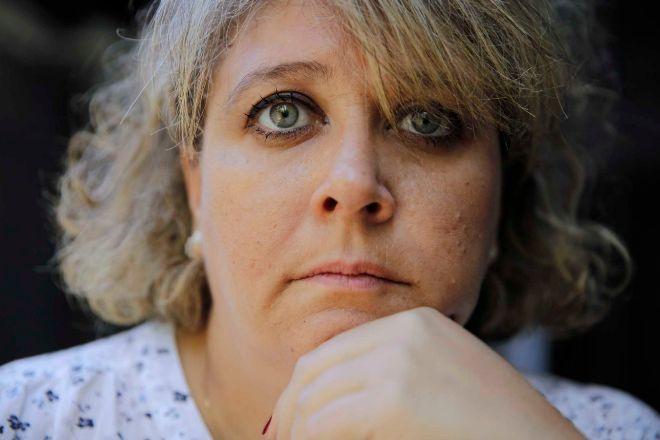 Raquel Alonso, autora del libro 'Casada con el enemigo'.