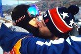 Gus Kenworthy y su novio se besan tras la participación del...