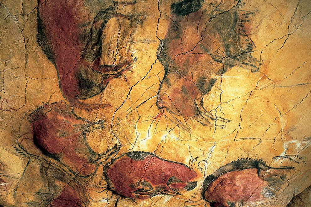 La cueva de Altamira no está abierta a visitas, pero podéis visitar...