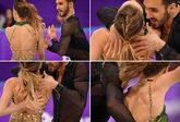 Secuencia de la actuación de Gabriella Papadakis y con Guillaume...