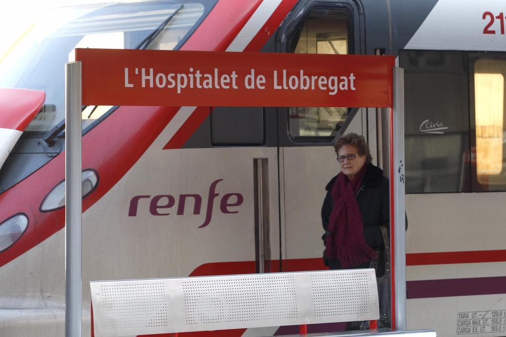 El Soterramiento De Las Vías De Tren De L Hospitalet Empezará En 2020 Cataluña