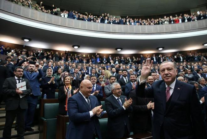Turquía asediará la ciudad siria de Afrín en los próximos días