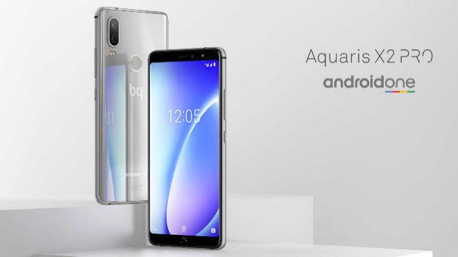 BQ va a por Xiaomi con dos móviles Android One