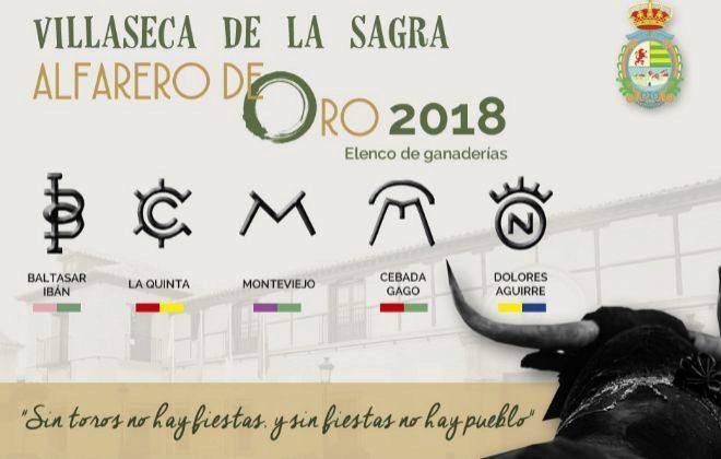 El XIX Certamen de Novilladas Alfarero de Oro ya tiene decididas sus ganaderías