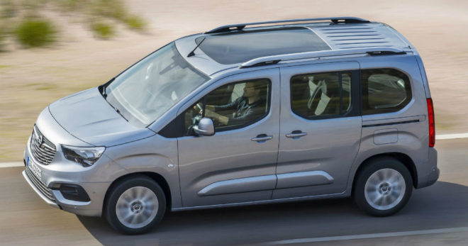 opel combo life 2018 menos furgoneta y m s monovolumen motor. Black Bedroom Furniture Sets. Home Design Ideas