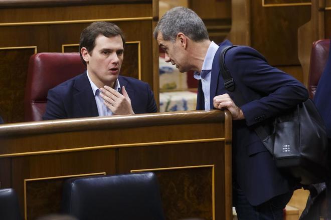 Rivera examina a Rajoy y no le garantiza al PP