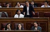 Íñigo Errejón formula este miércoles una pregunta al ministro de...