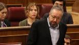 Juan Carlos Girauta se dirige al ministro de Educación, Íñigo...