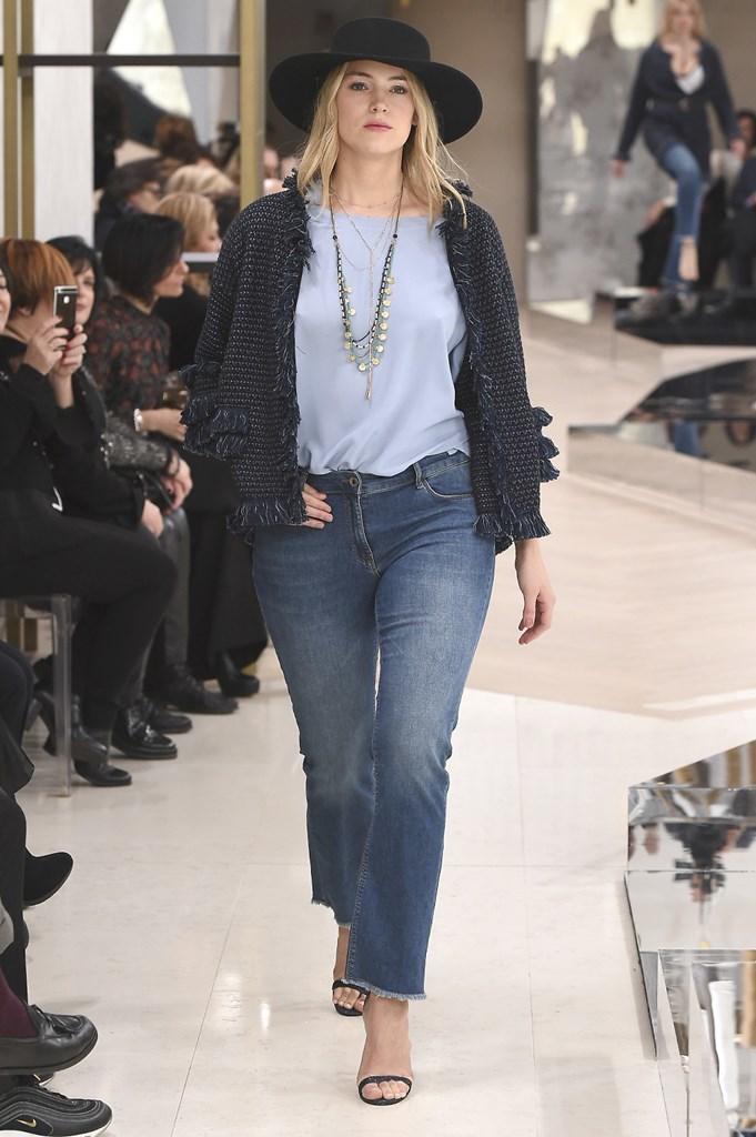 496759044d36 Desfile Elena Miró - Milan Fashion Week - Otoño-invierno 2018/19 ...