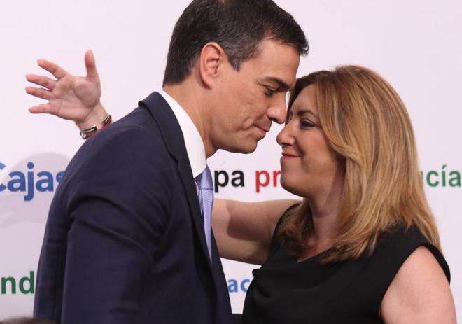 Pedro Sánchez trata de acercar posiciones con Susana Díaz y asistirá a los actos del Día de Andalucía