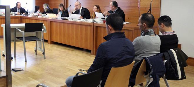 Los tres condenados se enfrentan a penas de entre 20 y 25 años de cárcel.