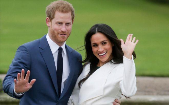 El príncipe Enrique y Meghan Markle, el día que anunciaron su compromiso.