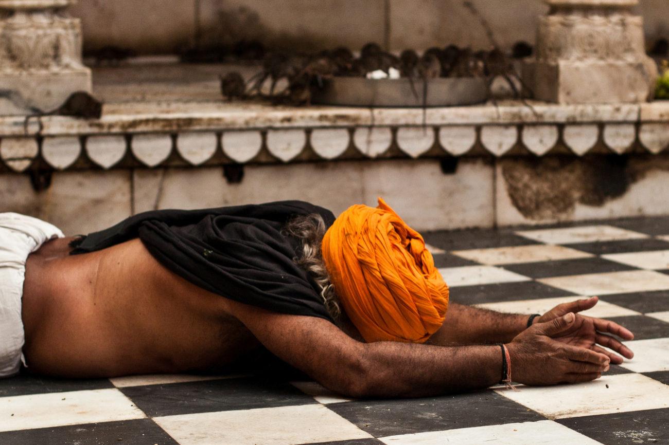 A cinco horas de Nueva Delhi, y muy próximo a la ciudad de Bikaner,...