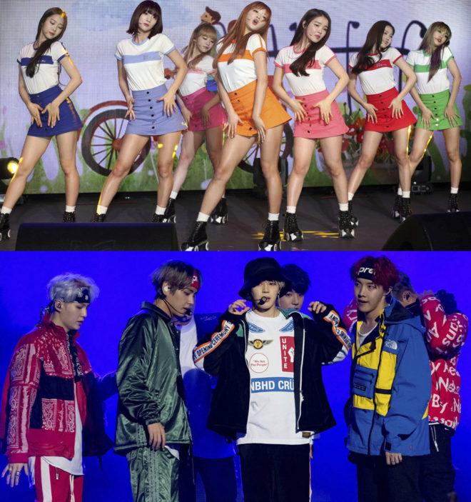 K Pop Un Tsunami De Colores Inunda El Mundo Desde Corea Del Sur