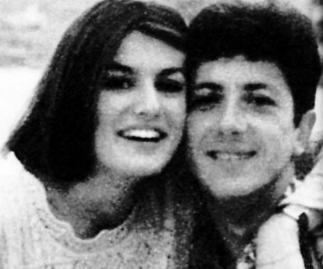 Letizia y Alonso Guerrero estuvieron juntos una década
