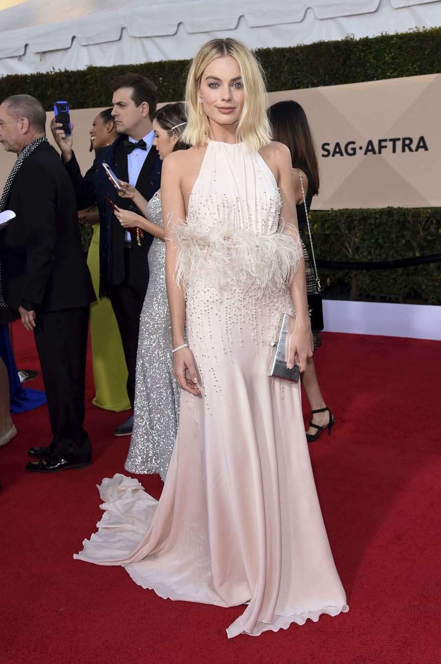 Margot Robbie - El estilo de las nominadas a Mejor Actriz en los Oscar...