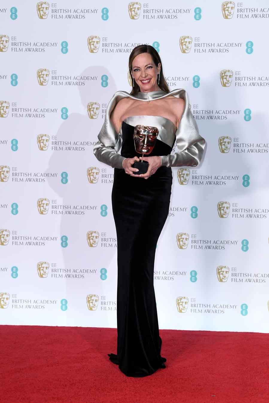 Allison Janney - El estilo de las nominadas a Mejor Actriz de Reparto...