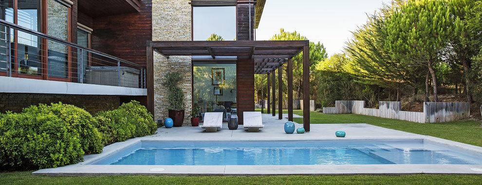 El complejo de Troia Resort, a una hora de Lisboa,