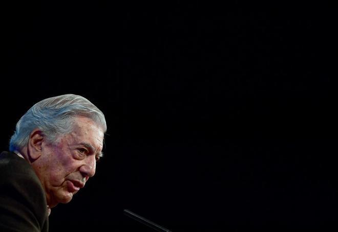 """Mario Vargas Llosa: """"¿Pero conoce usted algún liberal español?"""""""