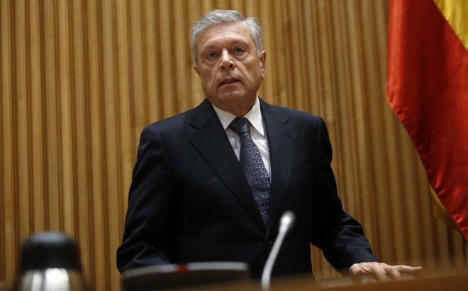 El ex presidente de Caja de Ahorros del Mediterráneo Modesto Crespo.