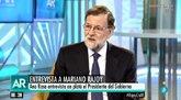 El presidente del Gobierno, entrevistado por Ana Rosa Quintana en...