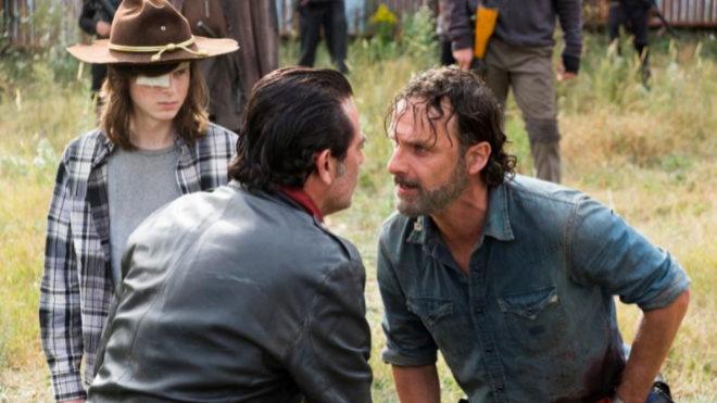 The Walking Dead marca otro mínimo con la muerte de uno de los ...