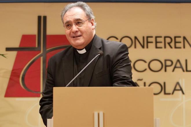 José María Gil Tamayo, en la rueda de prensa ofrecida este jueves en...